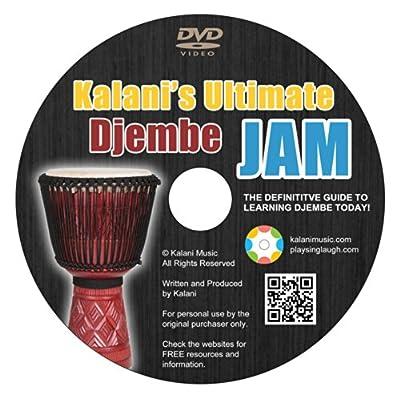 Kalani's Ultimate Hand Percussion: Djembe Jam