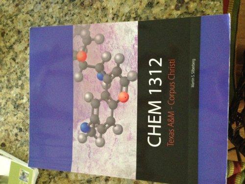 Chem 1312 Texas A&M- Corpus Christi