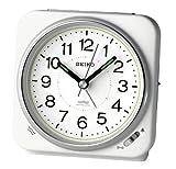 SEIKO CLOCK (セイコークロック) アナログ目覚まし時計 電波時計 KR326W KR326W