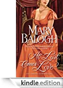 At Last Comes Love (Huxtable Quintent) [Edizione Kindle]