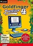 Software - Goldfinger Junior 4.0 - Das erfolgreiche Tipp-Programm f�r Kinder ab 8 Jahren (CD-ROM)
