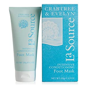 Crabtree & Evelyn La Source - Intensive Conditioning Foot Mask