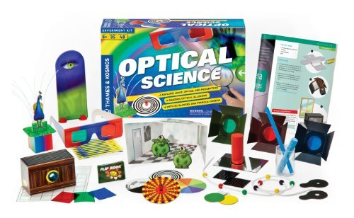 Thames & Kosmos Optical Science (2012 Edition) Toy, Kids, Play, Children front-761184