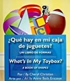Que Hay En Mi Caja de Juguetes?/Whats in My Toybox? (Lift-the-Flap) (Spanish Edition)