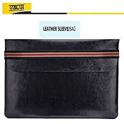 Taslar Crazy Horse Series Cover Case Shell For Microsoft Surface Pro 4 (Black)