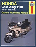 Honda GL1500 Gold Wing Owners Workshop Manual: 1988-2000 (Owners' Workshop Manual)