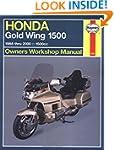 Honda GL1500 Gold Wing Owners Worksho...