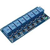 Kootek 8 Channel DC 5V Relay Module for Arduino Raspberry Pi DSP AVR PIC ARM