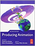 img - for Producing Animation 2nd by Winder, Catherine, Dowlatabadi, Zahra (2011) Paperback book / textbook / text book