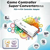 PS3コントローラーをPS4やPCで使用可能にするコントローラーコンバーター Brook PS3 to PS4 Controller Adapter  Dianziオリジナルバージョン[CXD1077] [並行輸入品]