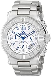 REACTOR Men's 75602 Critical Mass Stainless Steel Watch