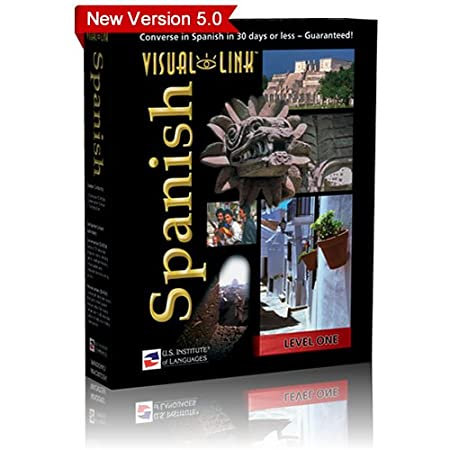 Visual Link Spanish Level 1, V.5 Win/Mac