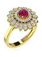 Diamant Vendome Anillo DVR8384 (Oro Amarillo)
