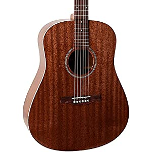 Seagull S6 Mahogany Deluxe Acoustic-Electric Guitar from Seagull