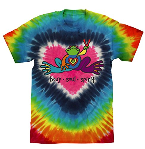 peace-frogs-heart-body-soul-spirit-tie-dyed-adult-x-large