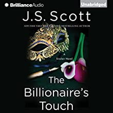 The Billionaire's Touch: The Sinclairs, Book 3 Audiobook by J. S. Scott Narrated by Elizabeth Powers