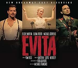 Evita (New Broadway Cast Recording)