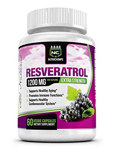 NutraChamps-Resveratrol-1200mg-Extra-Strength-Best-100-Natural-Formula-for-Maximum-Anti-Aging-Immune-System-Support-Heart-Health-60-Capsules-Enriched-with-Green-Tea-Acai-Grape-Seed-Extract