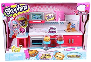 Shopkins Chef Club Hot Spot Kitchen Playset