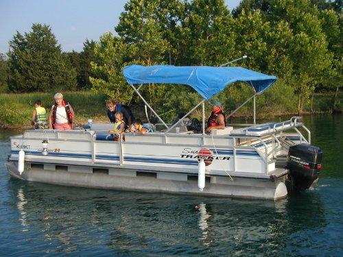Pontoon boat rail fishing rod holder from extreme marine for Fishing rod holders for pontoon boats