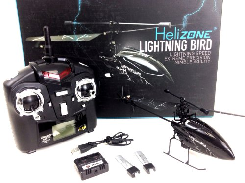 Helizone Lightning Bird WL V911 4 Channel Single