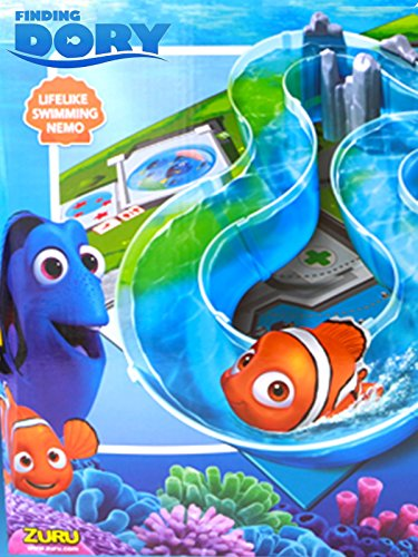 Finding Dory Marine Life Institute Play Set Toy Review