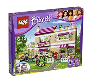 Lego Friends - 3315 - Jeu de Construction - La Villa