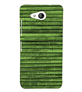 GREEN Designer Back Case Cover for Microsoft Lumia 650