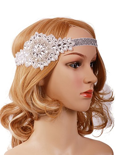 Vijiv-Black-Silver-Art-Deco-1920s-Flapper-Headband-Headpiece