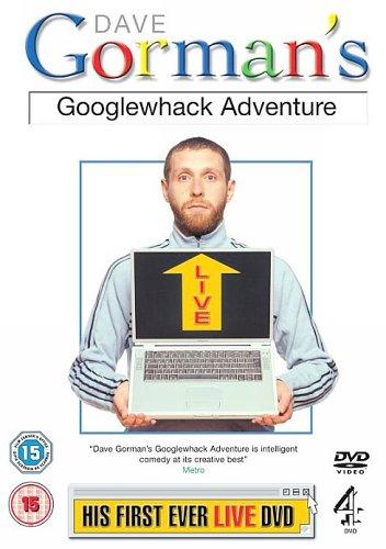 Dave Gorman's Googlewhack Adventure [DVD] [2004]