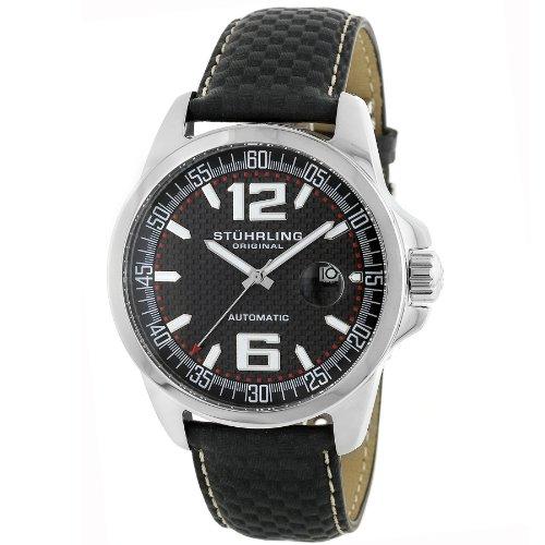 Stuhrling Original Men's 175.33151 Sportsman's 'Concorso' Automatic Racing Watch