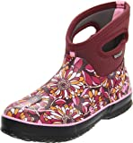 Bogs Womens Classic Short Mumsie Waterproof Boot