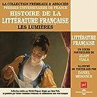 Les Lumières (Histoire de la littérature française 4)  by Alain Viala Narrated by Daniel Mesguich, Alain Viala