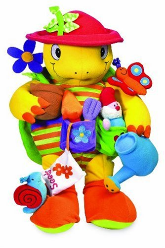 Tolo Toys Daisy The Activity Turtle front-890818