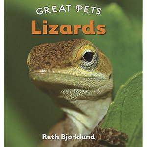 Lizards (Great Pets)