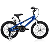 RoyalBaby BMX Freestyle Kids Bikes 18 inch, Boy's Bikes and Girl's Bikes as Gifts