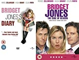 Bridget Jones Diary Complete (2 Disc) DVD Collection: Part 1 + Part 2: The Edge of Reason + Extras:Commentaries + Deleted Scenes + Interviews + Making Of + Featurettes + Behind the Scenes + Music Videos