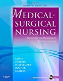 img - for Medical-Surgical Nursing: Assessment and Management of Clinical Problems, Single Volume, 8e (MEDICAL SURGICAL NURSING (LEWIS)) book / textbook / text book