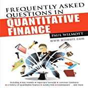 Frequently Asked Questions in Quantitative Finance | [Paul Wilmott]