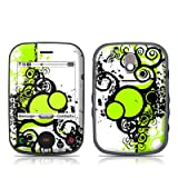 Simply Green Design Protector Skin Decal Sticker for Pantech Jest Cell Phone