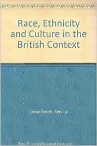 Race in british society