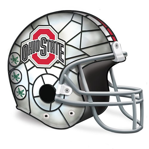 Illuminated Lamp: Ohio State Buckeyes by The Bradford Exchange at Amazon.com