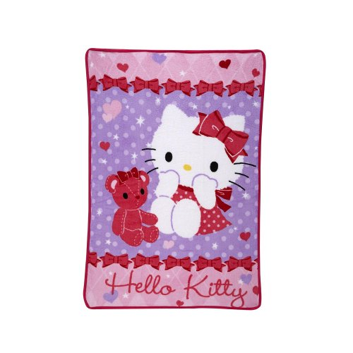 Hello Kitty Polyester Blanket - 1