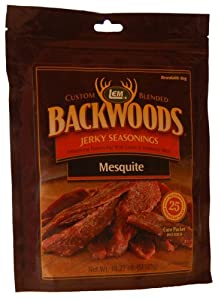 Backwoods Mesquite Seasoning with Cure Packet by LEM