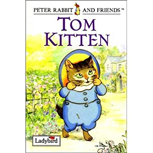 Tom Kitten (Ladybird Beatrix Potter)