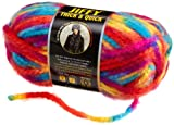 Lion Brand Yarn 430-208B Jiffy Thick and Quick Yarn, Rocky Mountains