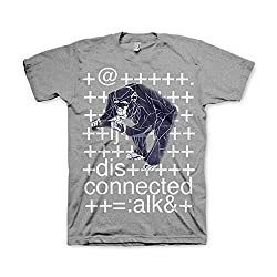 Watch Dogs - Monkey - Official Mens T Shirt (m)