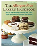img - for The Allergen-Free Baker's Handbook book / textbook / text book