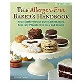 Allergen-Free Baker's Handbookby Cybele Pascal