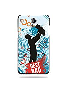 alDivo Premium Quality Printed Mobile Back Cover For Samsung Galaxy Mega 2 / Samsung Galaxy Mega 2 Mobile Case/ Father's Days Customised Printed Mobile Ba...